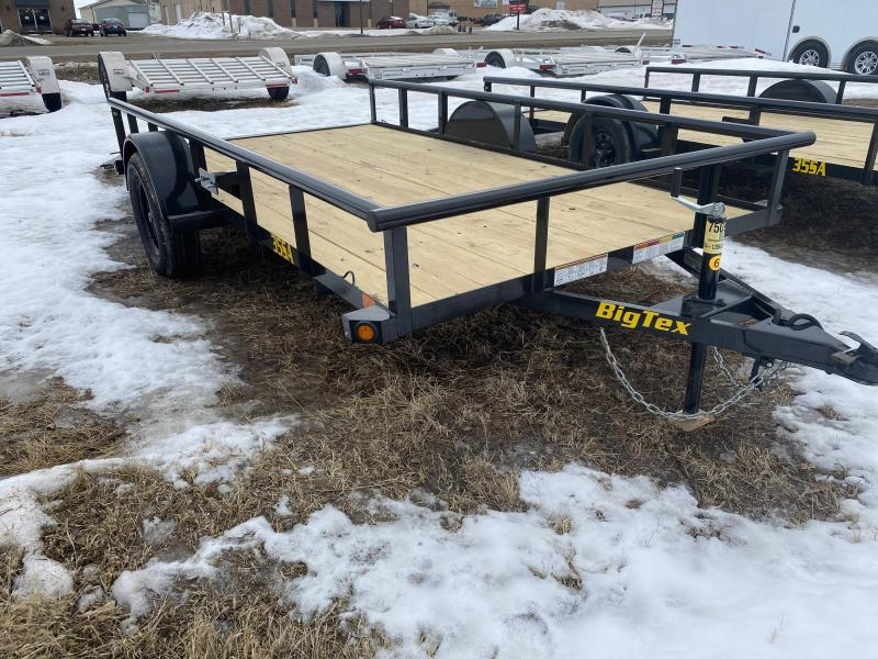 "2021 Big Tex Trailers 35SA 77"" X 12' Utility Trailer"
