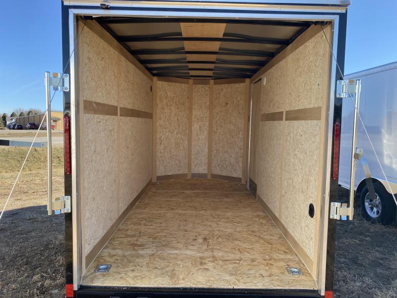 2021 Wells Cargo 6' X 12' Enclosed Cargo Trailer