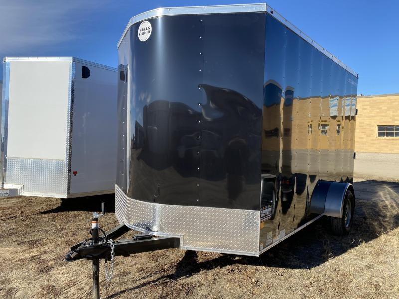 2021 Wells Cargo FT712S2-D Enclosed Cargo Trailer