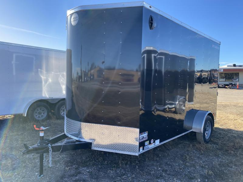 2021 Wells Cargo 7' X 12' Enclosed Cargo Trailer