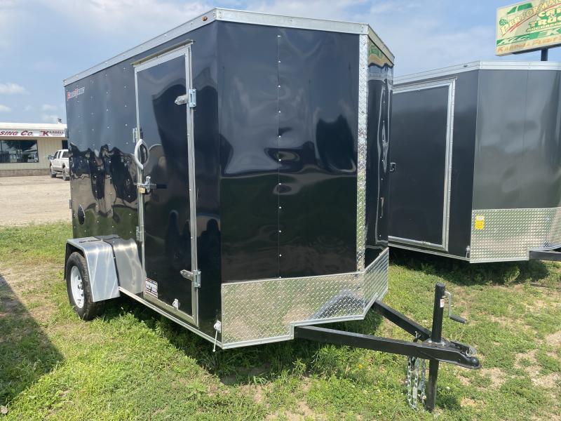 2021 Wells Cargo 6' X 10' Enclosed Cargo Trailer
