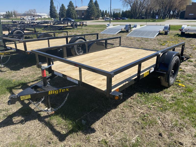 "2021 BIG TEX 35SA 77""X10' UTILITY TRAILER"