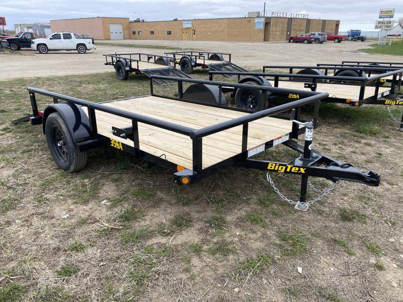 "2021 Big Tex 35SA 77"" X 10' UTILITY TRAILER"