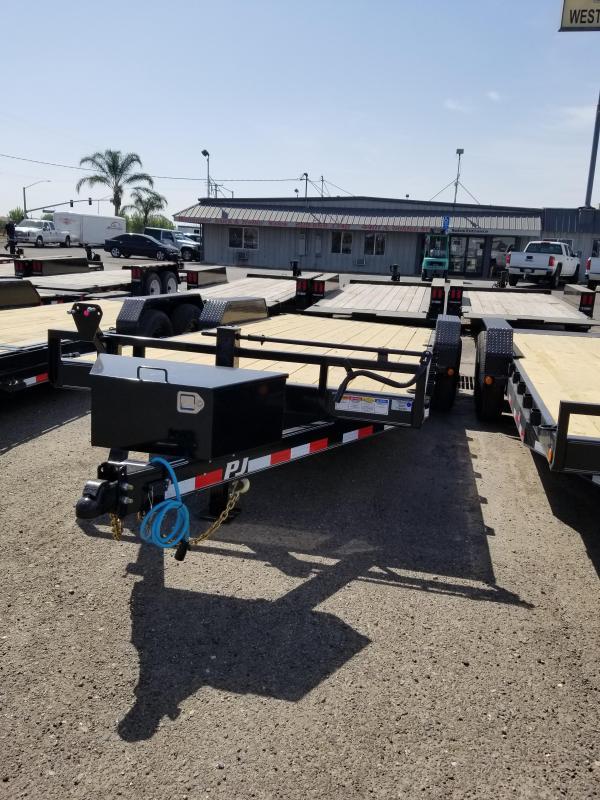 2022 PJ Trailers C2 Car / Racing Trailer