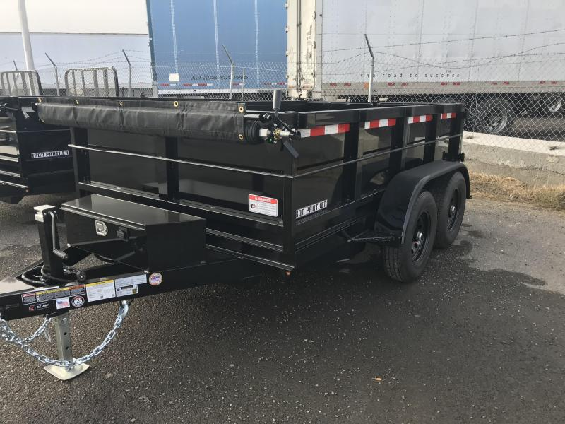 2020 Iron Panther DT258 Dump Trailer