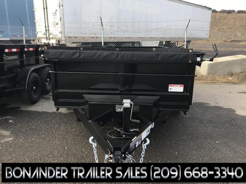 2020 Iron Panther DT258 Dump Trailer