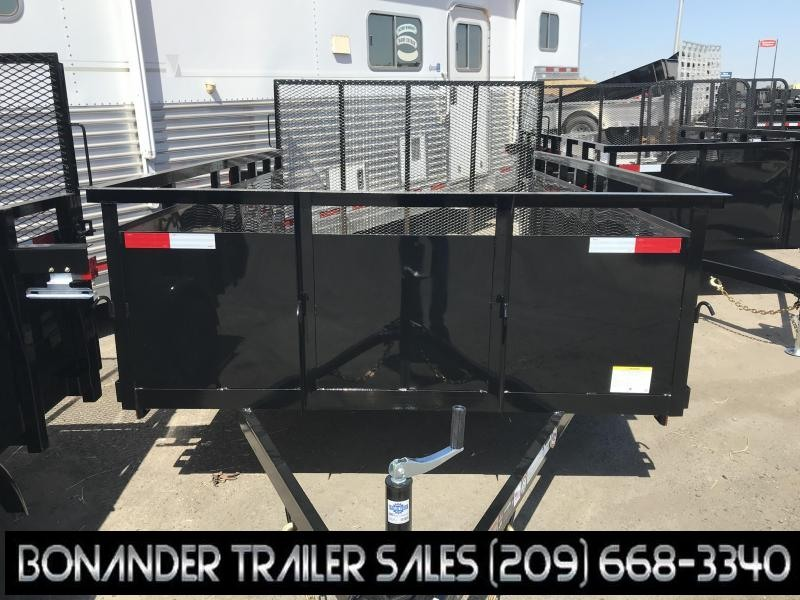 2020 Iron Panther LT143 Equipment Trailer