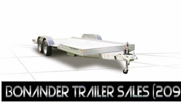 2020 Featherlite 3110 Flatbed Trailer