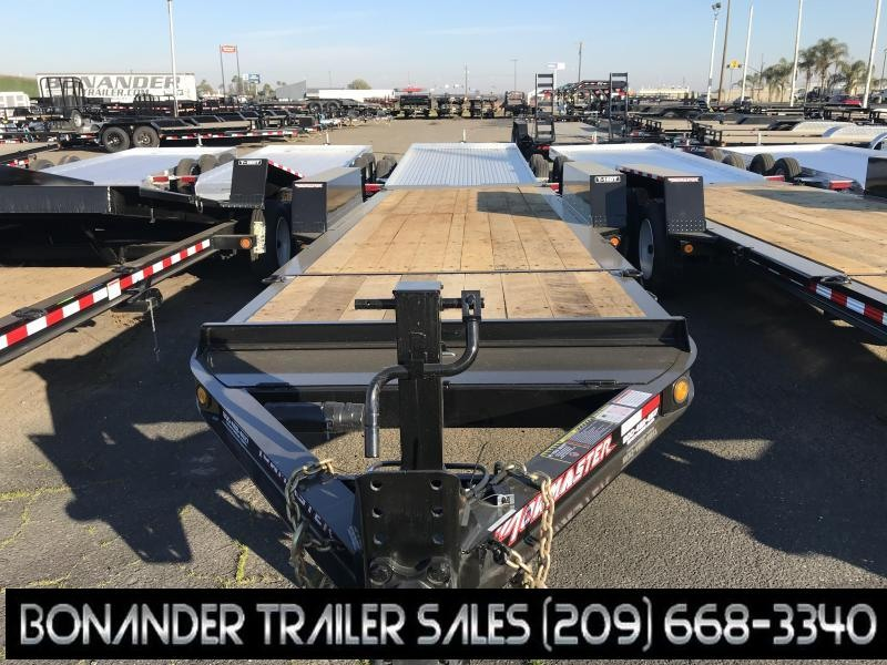 2020 Towmaster  T16DT Equipment Trailer