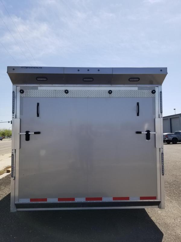 2021 Featherlite 4401 Enclosed Cargo Trailer