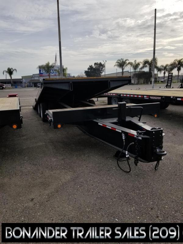 2021 Towmaster Trailers T-40T Equipment Trailer