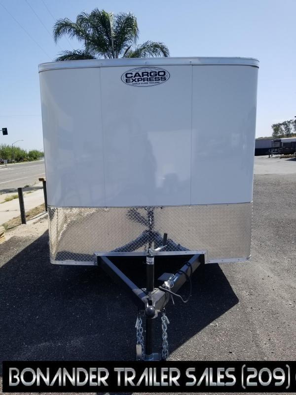 2022 Cargo Express CSCAA7.0X16TE2FC Enclosed Cargo Trailer