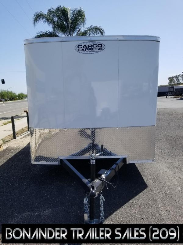2022 Cargo Express 7.0X16 Enclosed Cargo Trailer