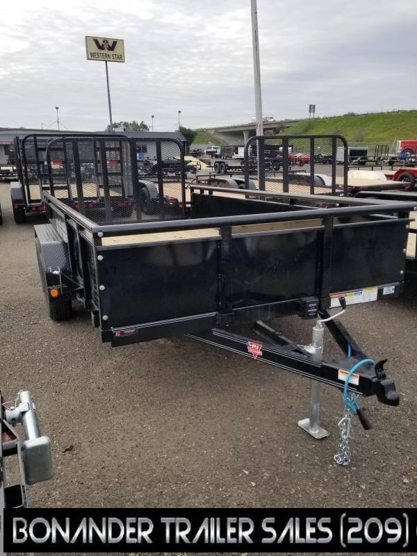 2021 PJ Trailers UL-14 Utility Trailer