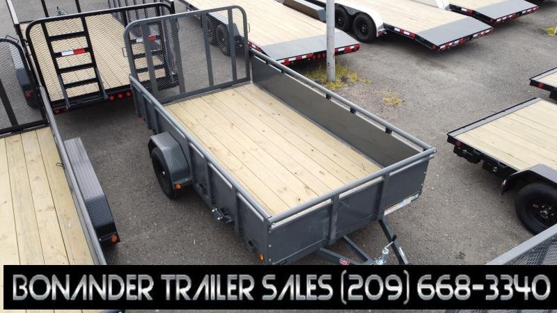2021 PJ Trailers U7 Utility Trailer