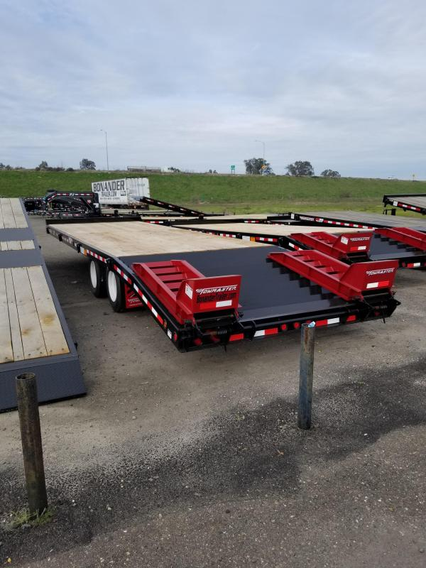 2021 Towmaster Trailers T-40 Equipment Trailer
