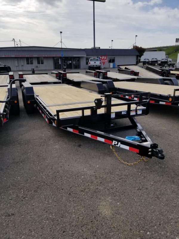 2021 PJ Trailers T6 Equipment Trailer