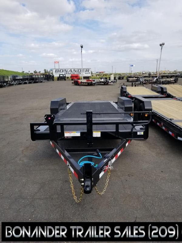 2021 PJ Trailers TJ Equipment Trailer