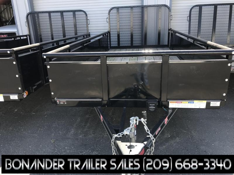 2019 PJ Trailers 14X77 Tandem Axle Channel Utility (UK) Utility Trailer