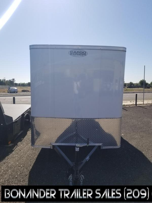 2022 Cargo Express CSCAA6.0X12SI2FC Enclosed Cargo Trailer