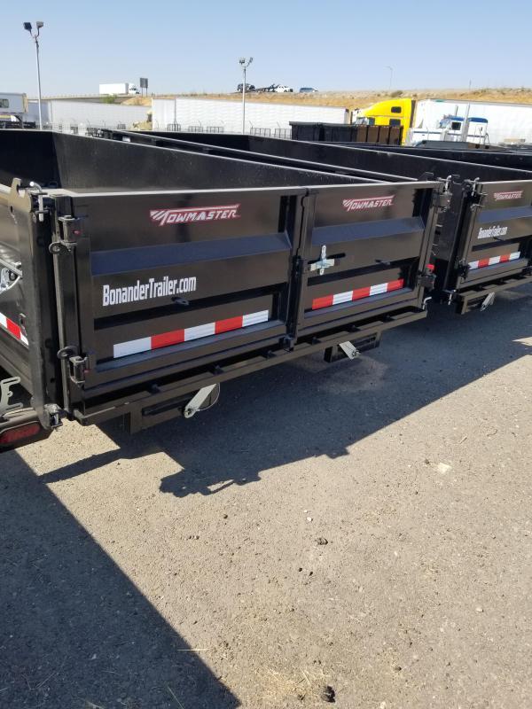 2022 Towmaster Trailers T-12HD Dump Trailer