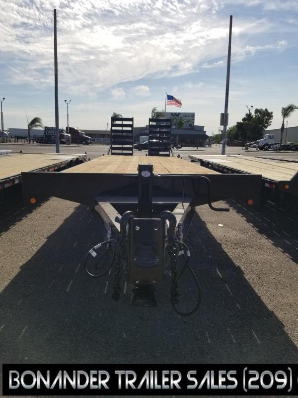 2021 Towmaster Trailers T-24 Equipment Trailer