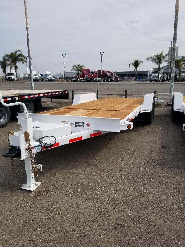 2021 TrailMax 16TUS Equipment Trailer