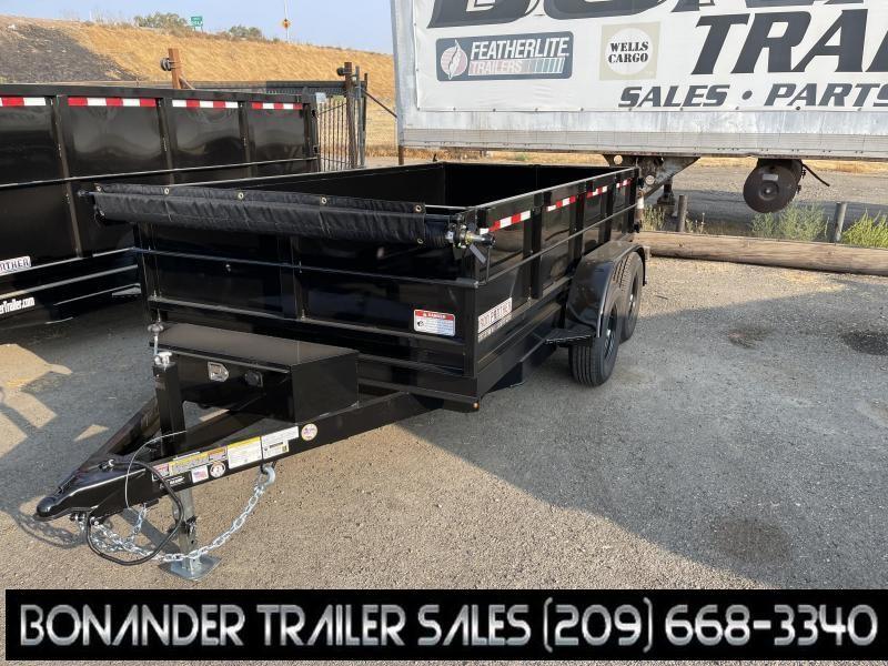 2021 Iron Panther DT261 6X12X2 D10 Dump Trailer
