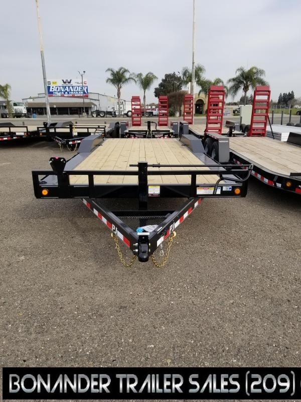 2021 PJ Trailers B6 Equipment Trailer