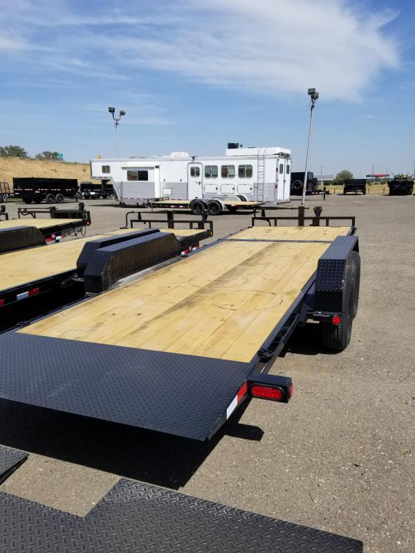 2021 PJ Trailers T6 Equipment Trailer
