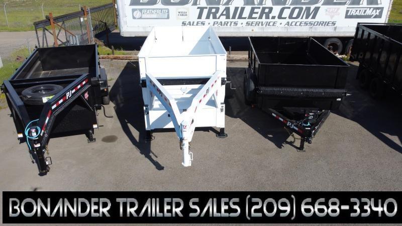 2021 PJ Trailers DE Dump Trailer