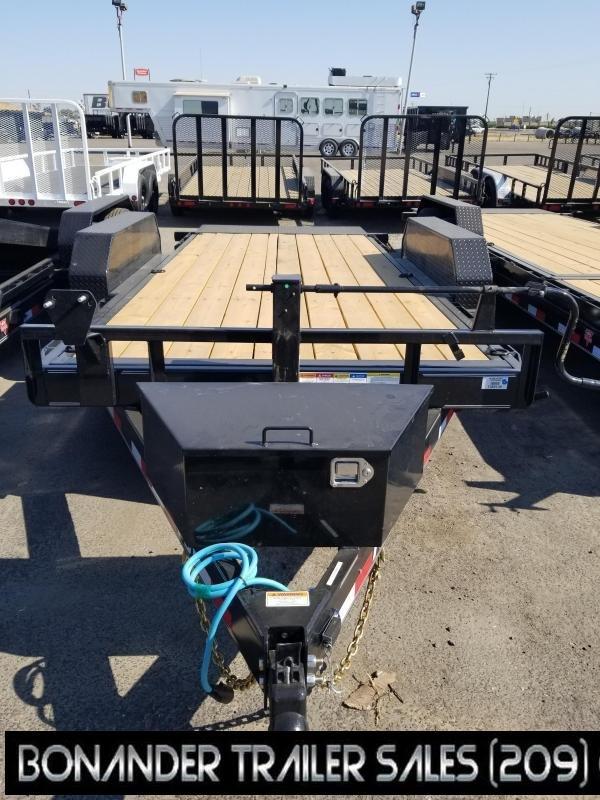 2022 PJ Trailers T6 Equipment Trailer