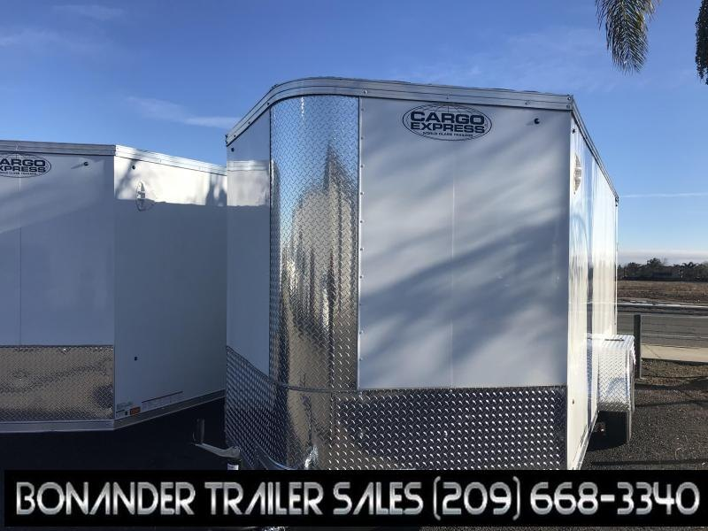 2021 Cargo Express 7.0X16 Enclosed Cargo Trailer