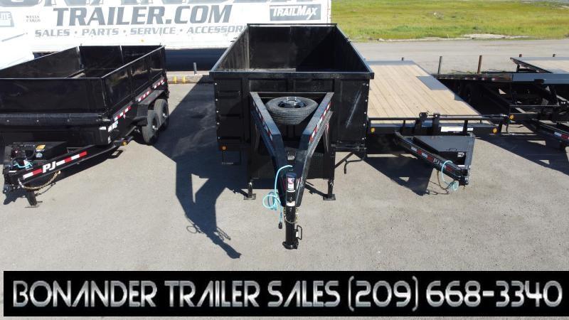2021 PJ Trailers DD Dump Trailer