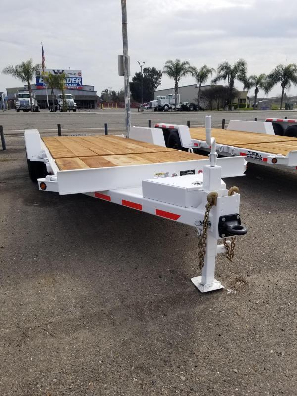 2021 TrailMax 16TUS Equipment Trailer