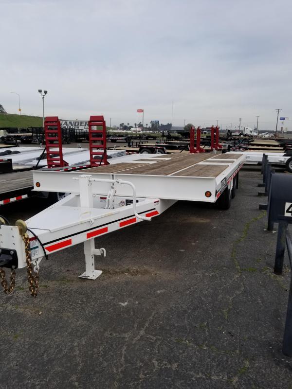 2021 TrailMax 20-T Equipment Trailer
