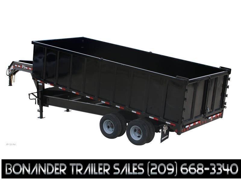 2022 PJ Trailers Tandem Dual Dump (DD) Dump Trailer