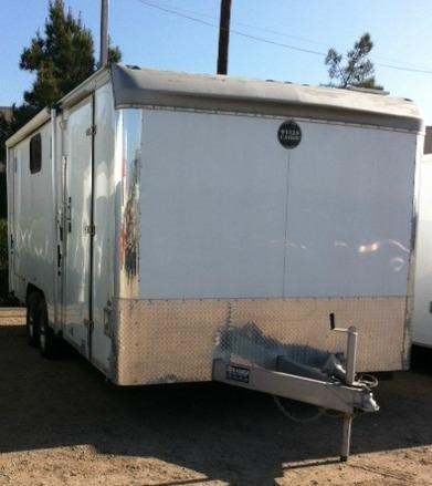 EW2024W ENCLOSED TRAILER (5669WC)