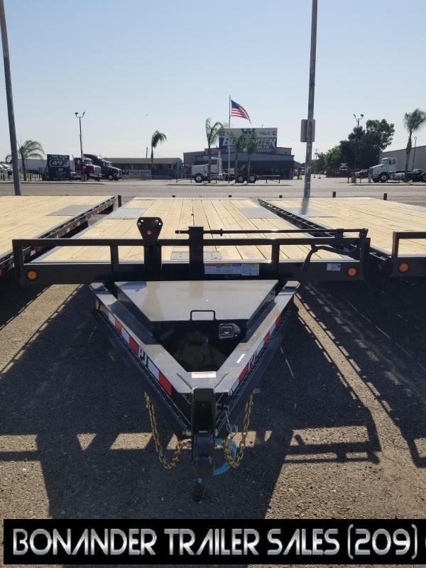 2022 PJ Trailers T8 Equipment Trailer