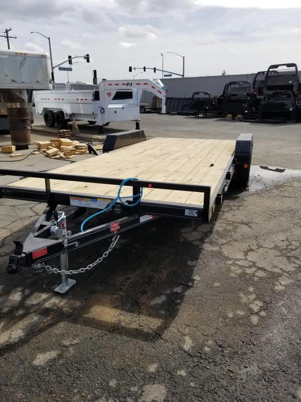 2021 PJ Trailers C4 Car / Racing Trailer