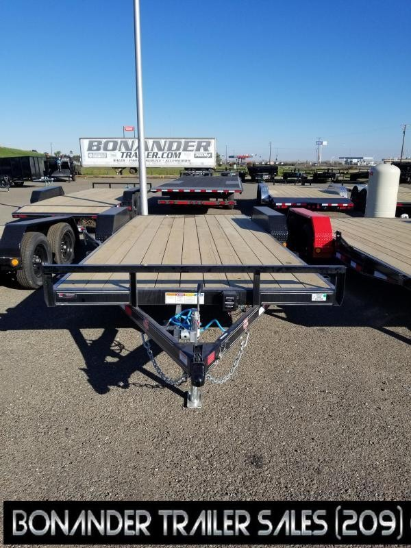 2021 PJ Trailers Car / Racing Trailer
