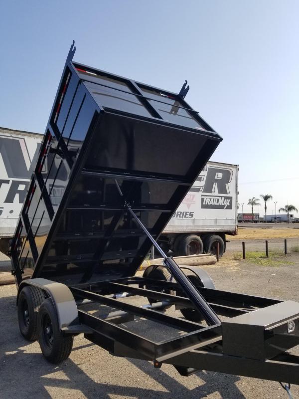 2022 Iron Panther DT262 Dump Trailer