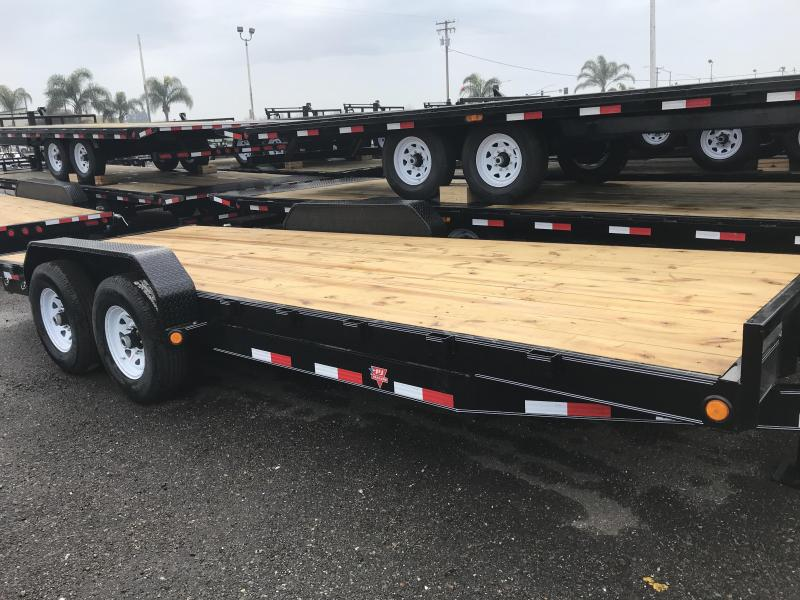 2019 PJ Trailers 6 in. Channel Equipment (CC) Car / Racing Trailer