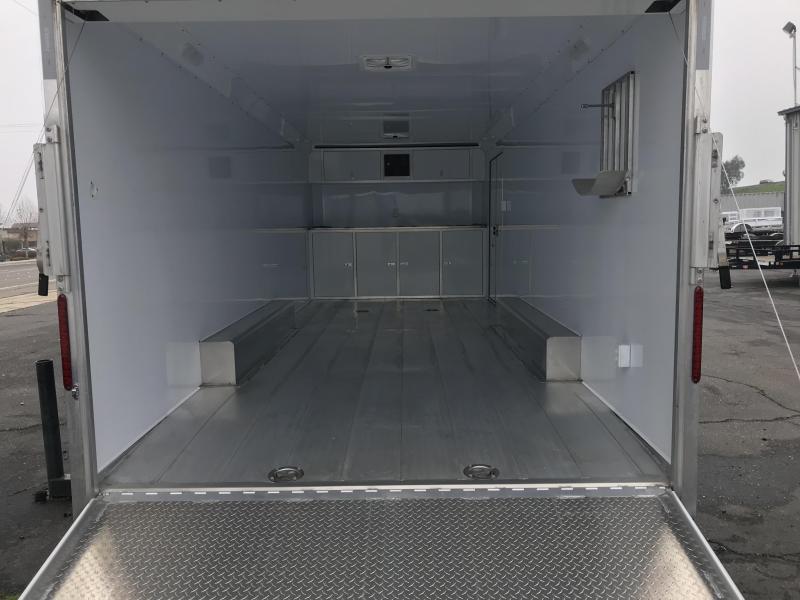 2020 Featherlite 4410 Enclosed Car Trailer