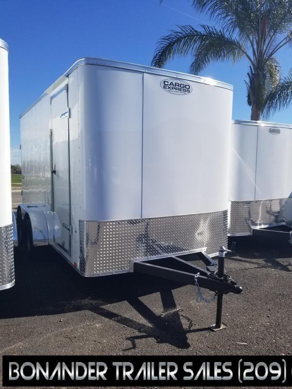 2021 Cargo Express Utility Trailer