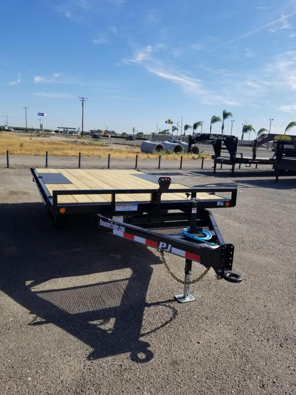 2022 PJ Trailers L6 Equipment Trailer