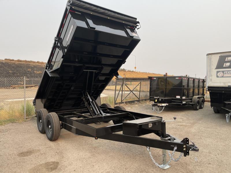 2021 Iron Panther SH-14 Dump Trailer