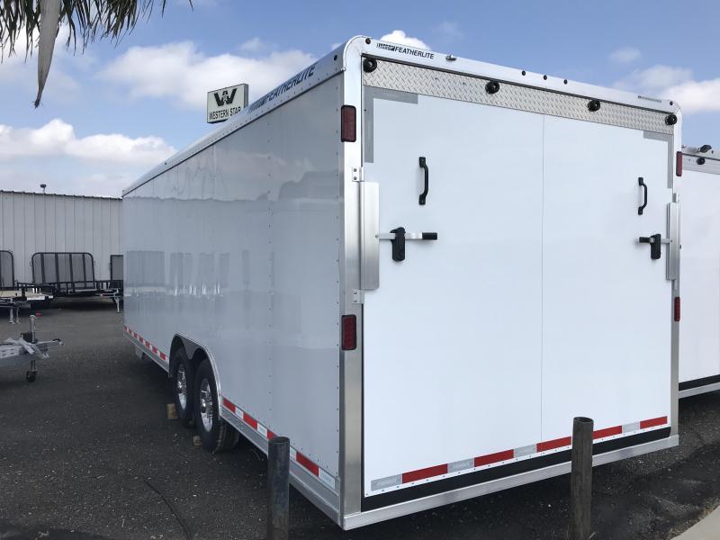 2020 Featherlite 4926 Enclosed Cargo Trailer