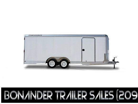 2021 Featherlite 4926 Enclosed Cargo Trailer