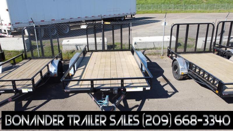 2021 PJ Trailers UL Utility Trailer